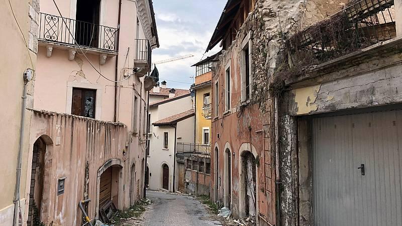 Al menos 10.000 personas continúan desalojadas 10 años después del terremoto de L'Aquila
