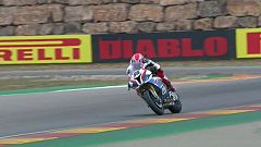 Motociclismo - Campeonato del Mundo Superbike 2019. Superpole prueba Aragón