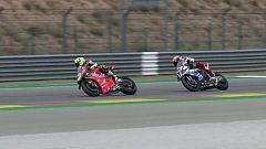 Motociclismo - Campeonato del Mundo Superbike 2019. WSBK 1ª carrera prueba Aragón