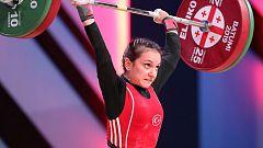 Halterofilia - Campeonato de Europa 2019 Final 45 Kgs. Femeninos