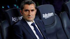 """Valverde: """"Estamos más cerca"""""""