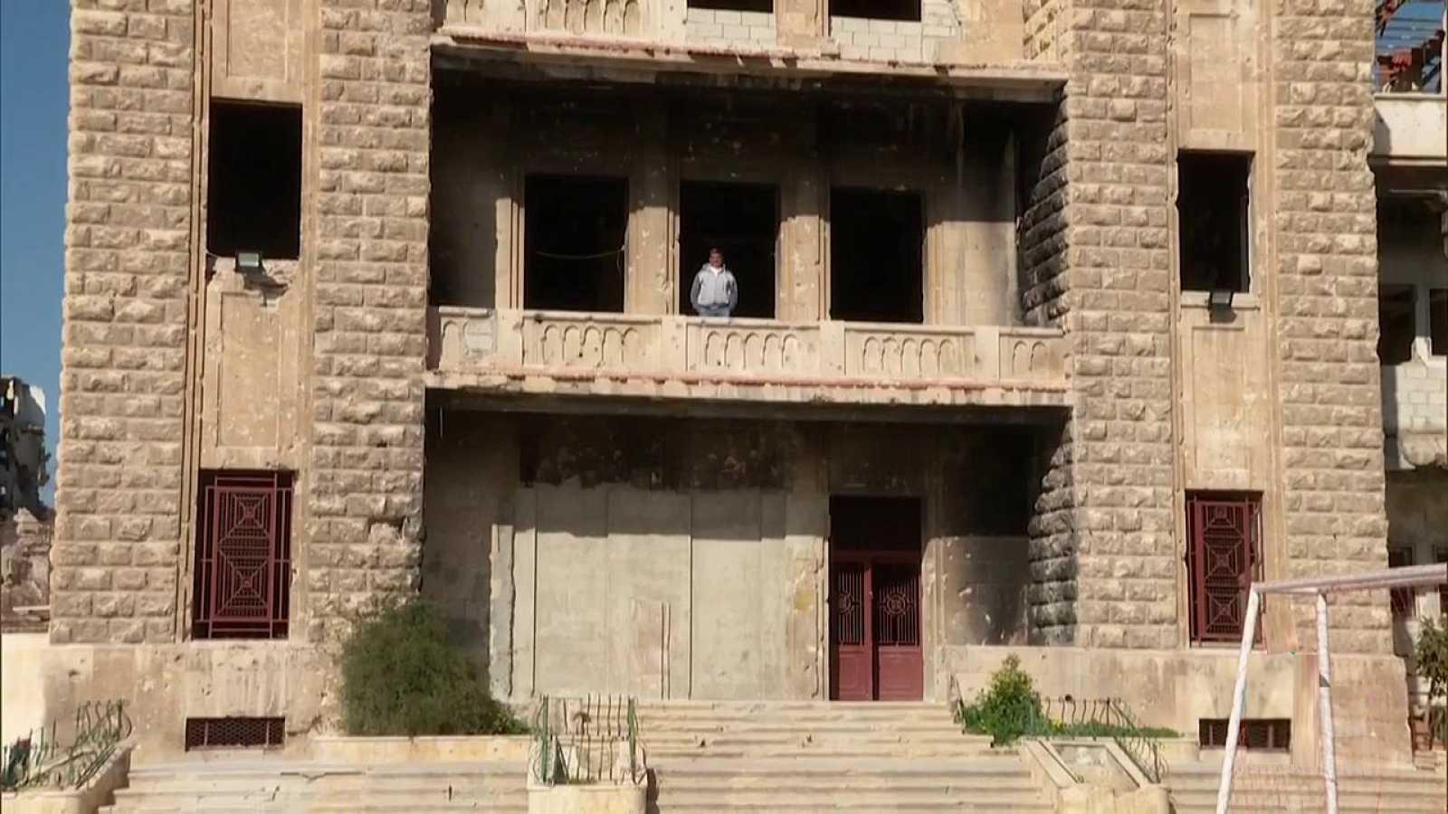 Pueblo de Dios - Siria, héroes del silencio - ver ahora