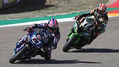 Motociclismo - Campeonato del Mundo Superbike 2019. WSBK 2ª carrera prueba Aragón