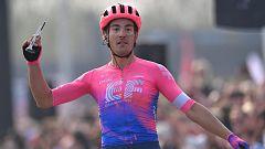 Alberto Bettiol se consagra en el Tour de Flandes