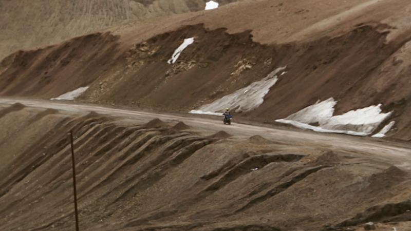 Diario de un nómada - Carreteras extremas: Un nuevo hasta la vista - ver ahora