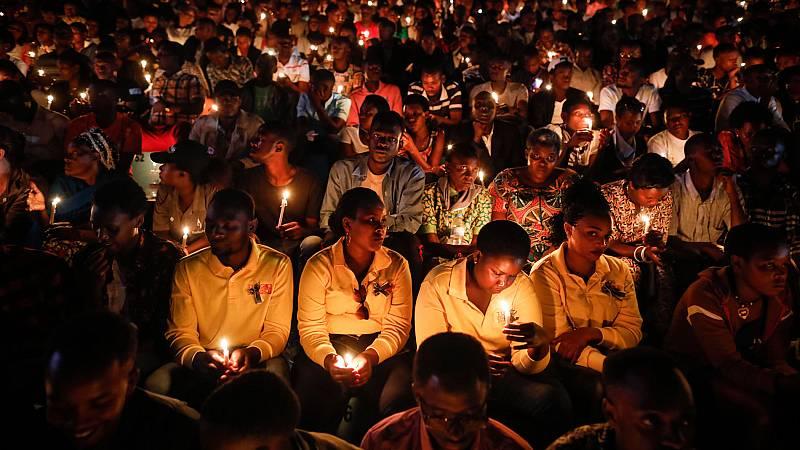 Ruanda conmemora los 25 años del genocidio tutsi