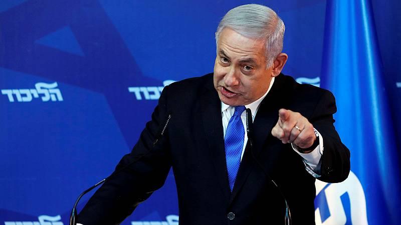 Netanyahu promete la anexión de partes del territorio palestino ocupado de Cisjordania si resulta reelegido