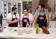 """El chef Marcos Morán visita """"Hacer de comer"""""""