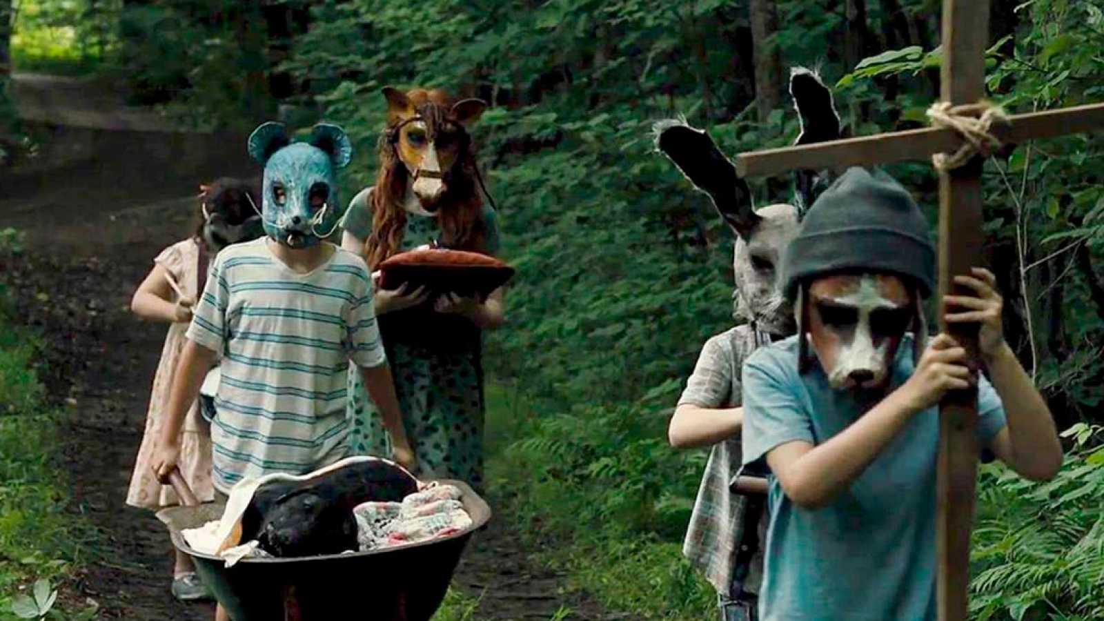 'Cementerio de animales'