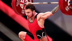 Halterofilia - Campeonato de Europa 2019 Final 61 Kgs. Masculinos