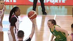 Baloncesto - Liga Femenina DIA 2018/19 26ª jornada: Mann Filter - Lointek Gernika