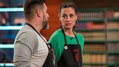 Alicia se despide de las cocinas frente a la presión