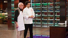 Pepe y Josecho, dos amigos en la cocina