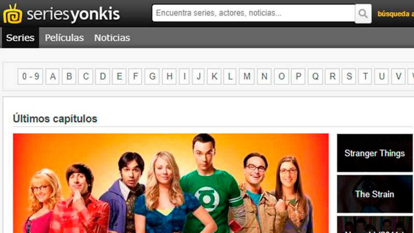 El creador de 'seriesyonkis' descarga la responsabilidad en los usuarios de la web