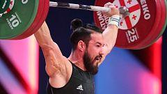 Halterofilia - Campeonato de Europa 2019 Final 67 Kgs. Masculinos
