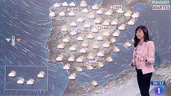 Llueve en Galicia y bajan las temperaturas