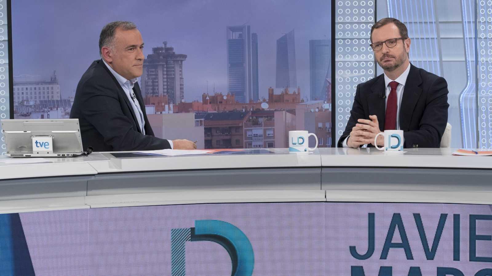Los desayunos de TVE - Javier Maroto, vicesecretario de Organización del PP, y Miguel Ángel Revilla, presidente de Cantabria - ver ahora