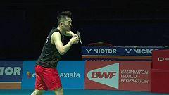 Bádminton - 'Malasia Open 2019'. Final Individual Masculino