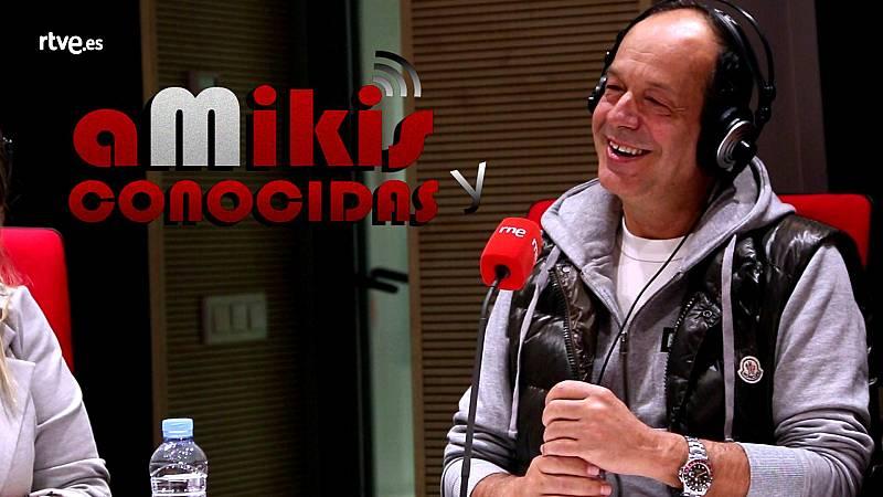 """Eurovisión 2019 - Entrevista exclusiva a Fokas Evagelinos y Mamen Márquez en """"aMikis y conocidas"""""""