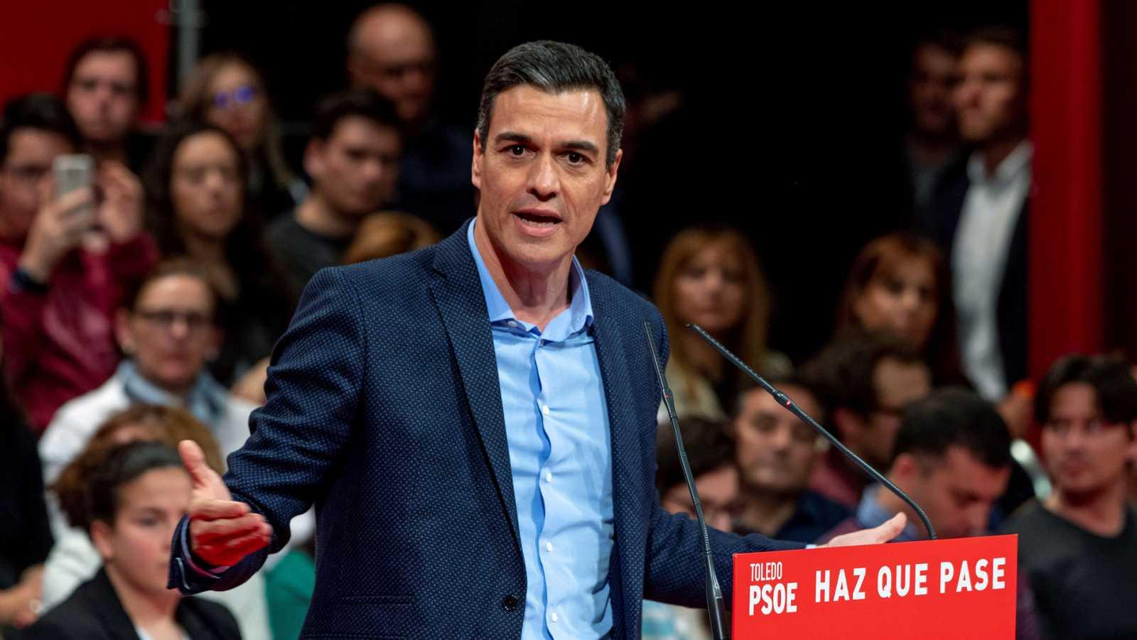 El PSOE doblaría en diputados al PP, que no sumaría con Vox y Cs en las generales , según el CIS