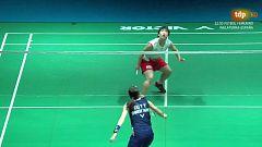 Bádminton - 'Malasia Open 2019'. Final Individual Femenina