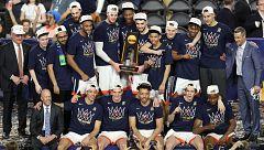 Virginia cumple los pronósticos en la final de la NCAA y logra su primer título