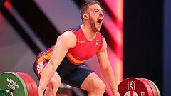Halterofilia - Campeonato de Europa 2019 Final 73 Kgs. Masculinos