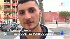 España Directo - Portugueses por Punta Umbría (Huelva)