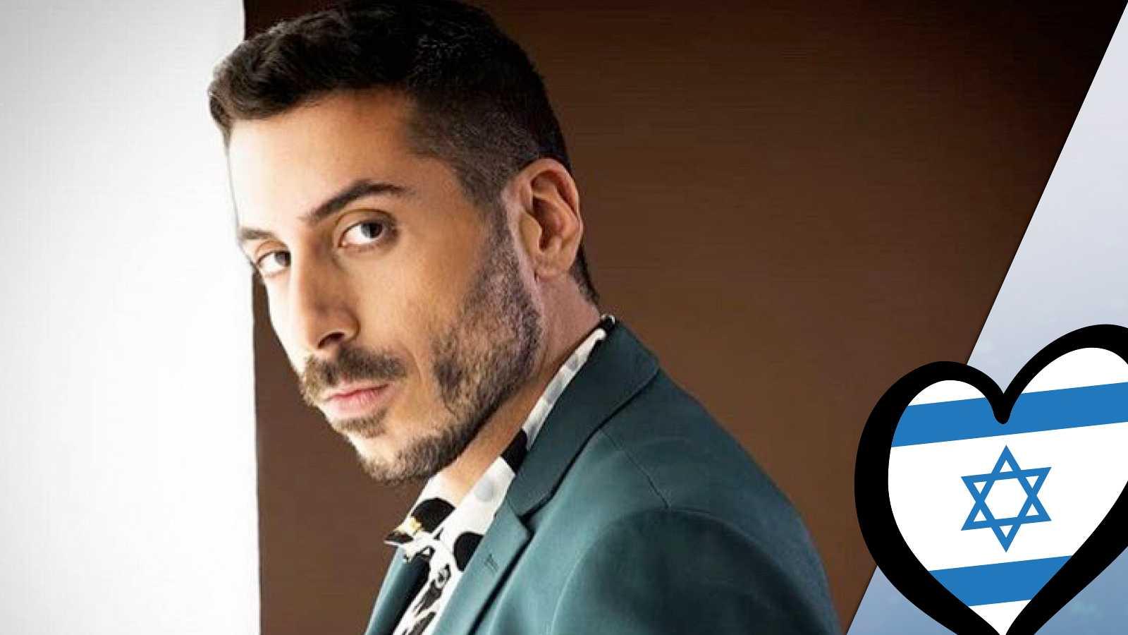 """Eurovisión 2019 - Kobi Marimi (Israel): Videoclip de """"Home"""""""