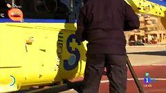 España Directo -  Helicóptero medicalizado
