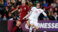 Inglaterra derrota a España