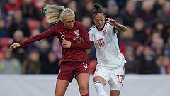 Fútbol Femenino - Amistoso Internacional: Inglaterra - España