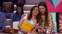 Ese programa - Zahara versiona 'Lluvia de amor' junto a Eva Soriano