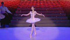 La impresionante danza de Elisabetta