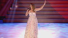 Pastora Soler canta en la semifinal de Prodigios