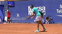Tenis - ATP 250 Torneo Marrakech: R. Haase - L. Sonego
