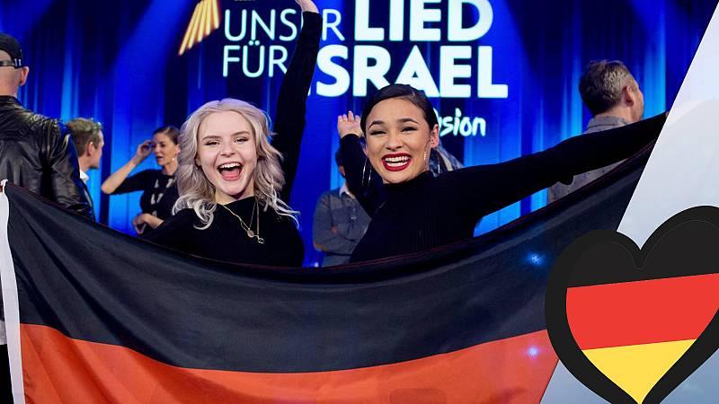 """Eurovisión 2019 - S!sters (Alemania): Videoclip de """"Sister"""""""