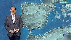 El tiempo en Andalucía - 10/4/2019