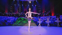Xenia baila Lilac Fairy de Tchaikovsky