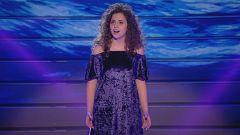 Candela canta en lírico Alfonsina y el mar