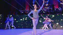 Saïd brilla de nuevo con su danza clásica