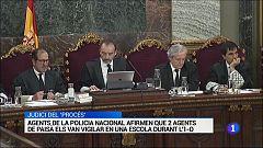 Acusen els mossos de vigilar la policia nacional amb cotxe camuflat