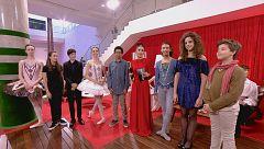 Saïd y Elisabetta se convierten en finalistas de la categoría de danza