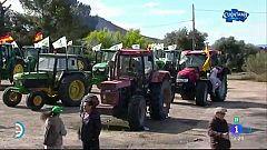 España Directo - Tractorada reivindicativa en Toledo