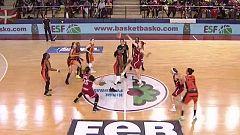 Baloncesto - Liga Femenina DIA 2018/19 Playoff 1/4 Final 1º partido: Lointek Gernika - Valencia BC