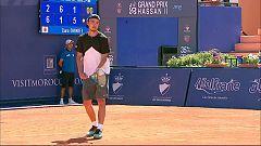 Tenis - ATP 250 Torneo Marrakech): A. Menéndez - T. Daniel