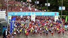 Atletismo - Medio Maratón de Madrid 2019