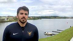 Piragüismo - Copa de España de Sprint desde Trasona (Asturias)