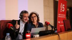 Celebramos el 25 aniversario de Radio 5 en la Universidad Complutense de Madrid