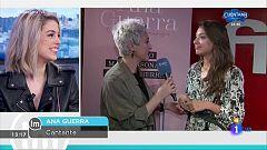 La Mañana - Ana Guerra presenta 'Con una sonrisa', su primer libro autobiográfico